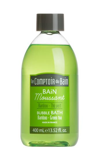 Bain moussant Bambou Thé vert