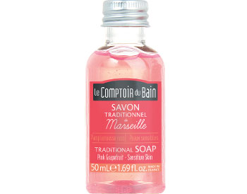 Savon Traditionnel de Marseille Pamplemousse rose 50ml