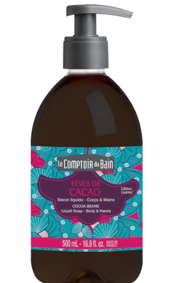 Savon liquide collector Fèves de Cacao