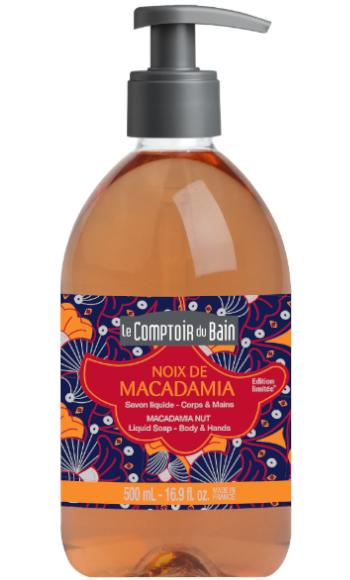 Savon Noix de Macadamia - Edition collector